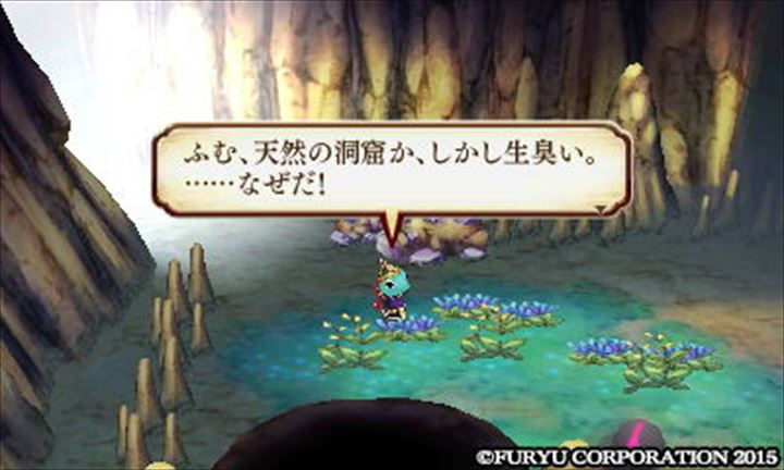 The Legend of Legacy 水彩画風のやらわかいグラフィック