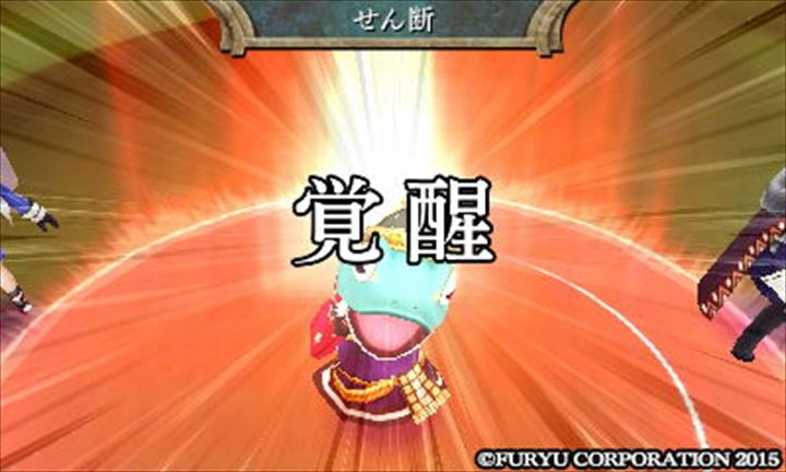 The Legend of Legacy 閃きもとい覚醒