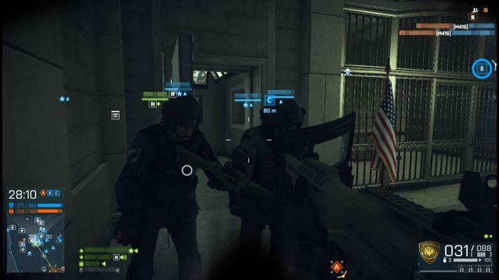 Battlefield Hardline コンクエストの銀行マップ
