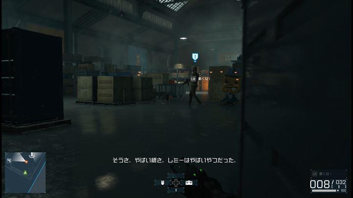 Battlefield Hardline ステルス主体のシングルキャンペーン