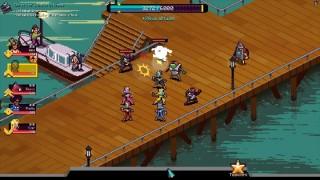 「もぐらゲームス」にて特撮戦隊ヒーローSRPG『Chroma Squad』のレビューが掲載されました