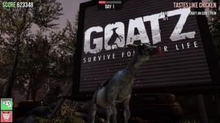 【GoatZ】レビュー 『Goat Simulator』初の有料DLCはシビアでリアルなゾンビサバイバル