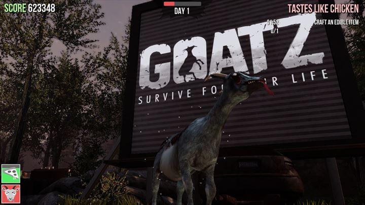 GoatSimulator GoatZ レビュー