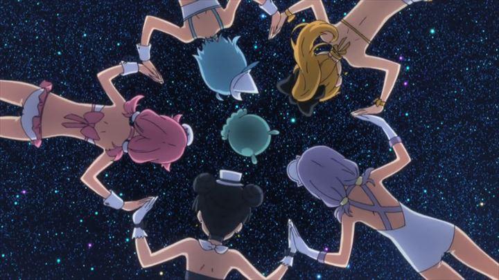 放課後のプレアデス これが本当の宇宙遊泳