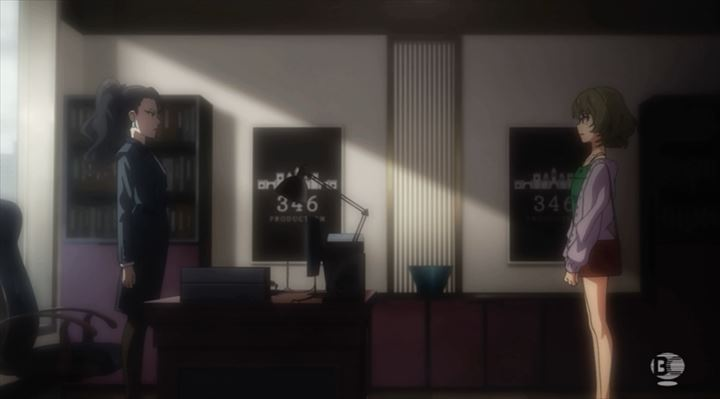 アイドルマスター シンデレラガールズ 常務と楓