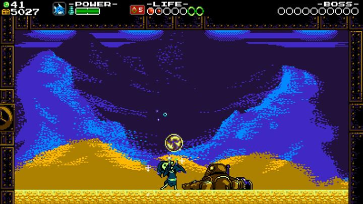 shovel knight plague of shadows レビュー