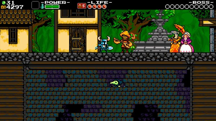 shovel knight plague of shadows 暗躍するPlague Knight