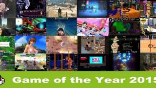 シバ山ブログ的・2015年Game of the Year