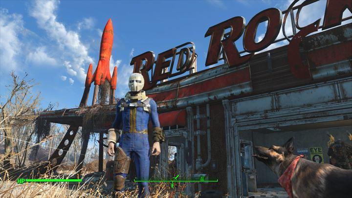 Fallout4 レビュー
