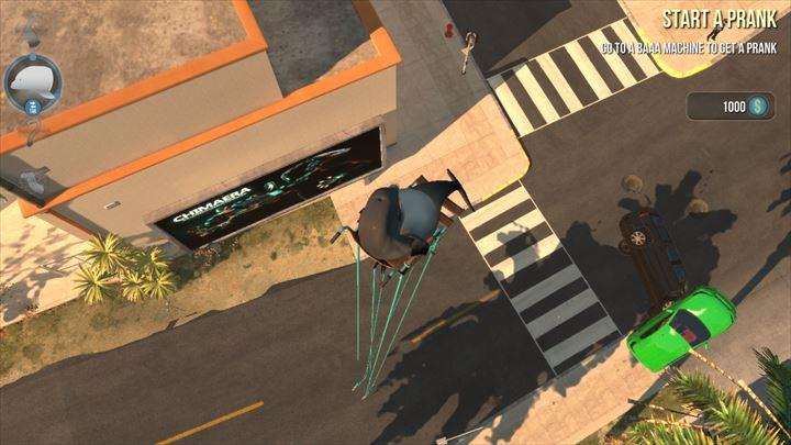Goat Simulator PAYDAY どこまでの伸びるイルカの車椅子