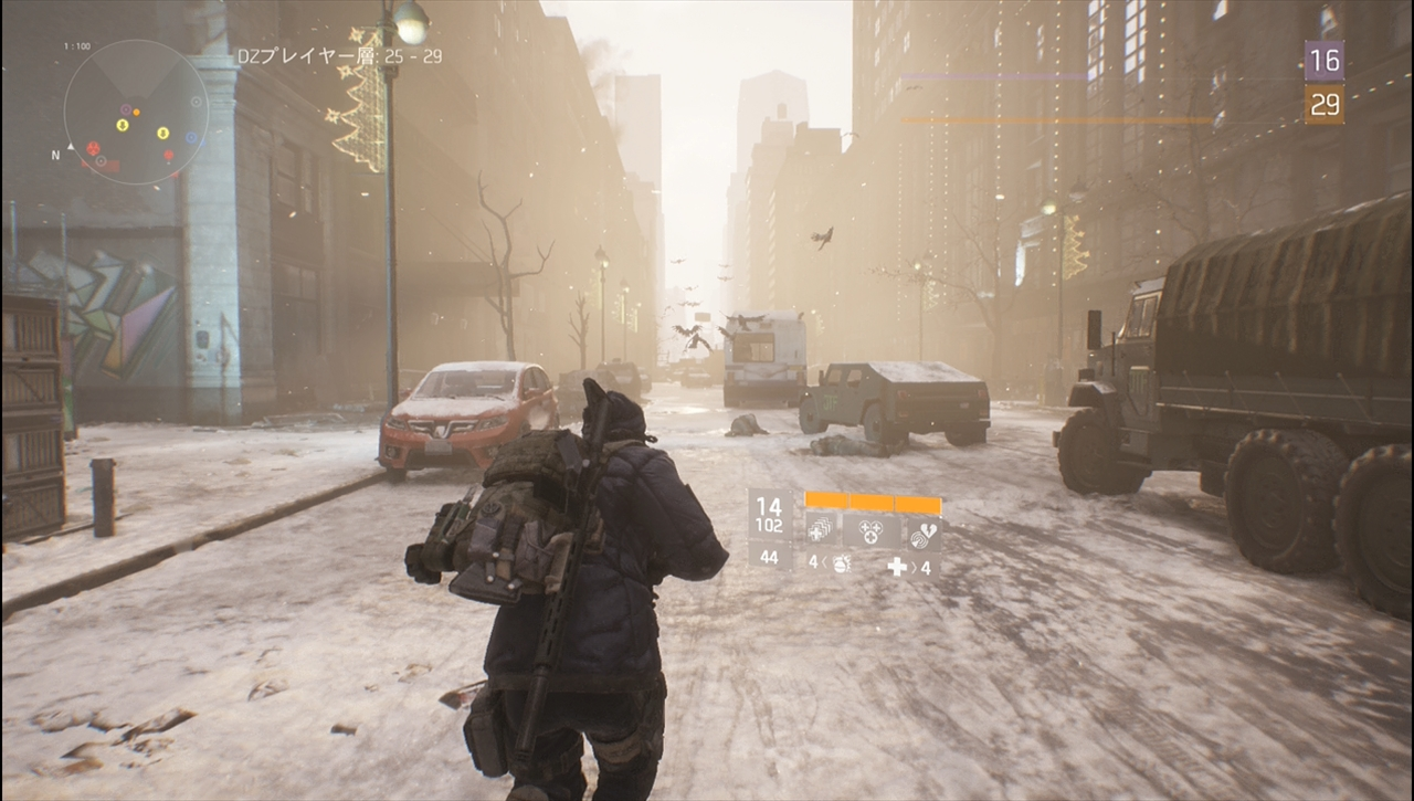 the division レビュー