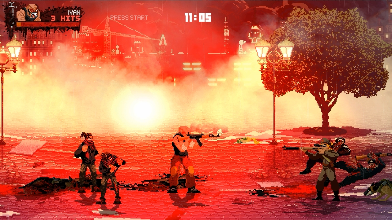 Mother Russia Bleeds 流血革命