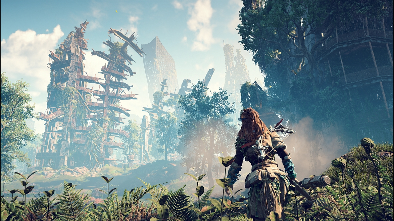 Horizon Zero Dawn レビュー