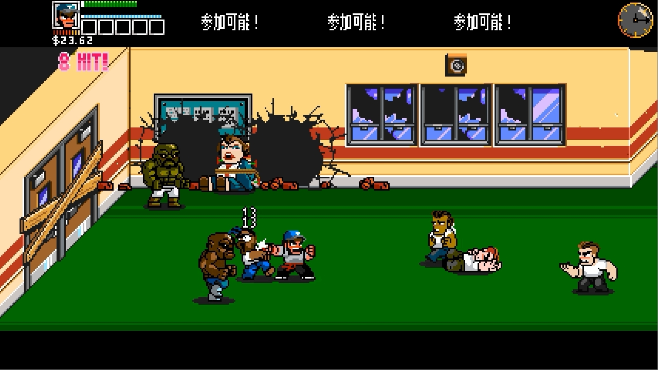 River City Ransom Underground レビュー