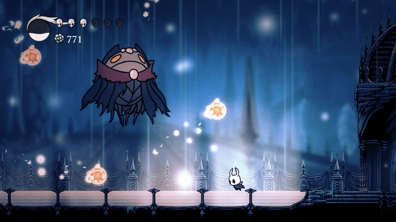 Hollow knight レビュー