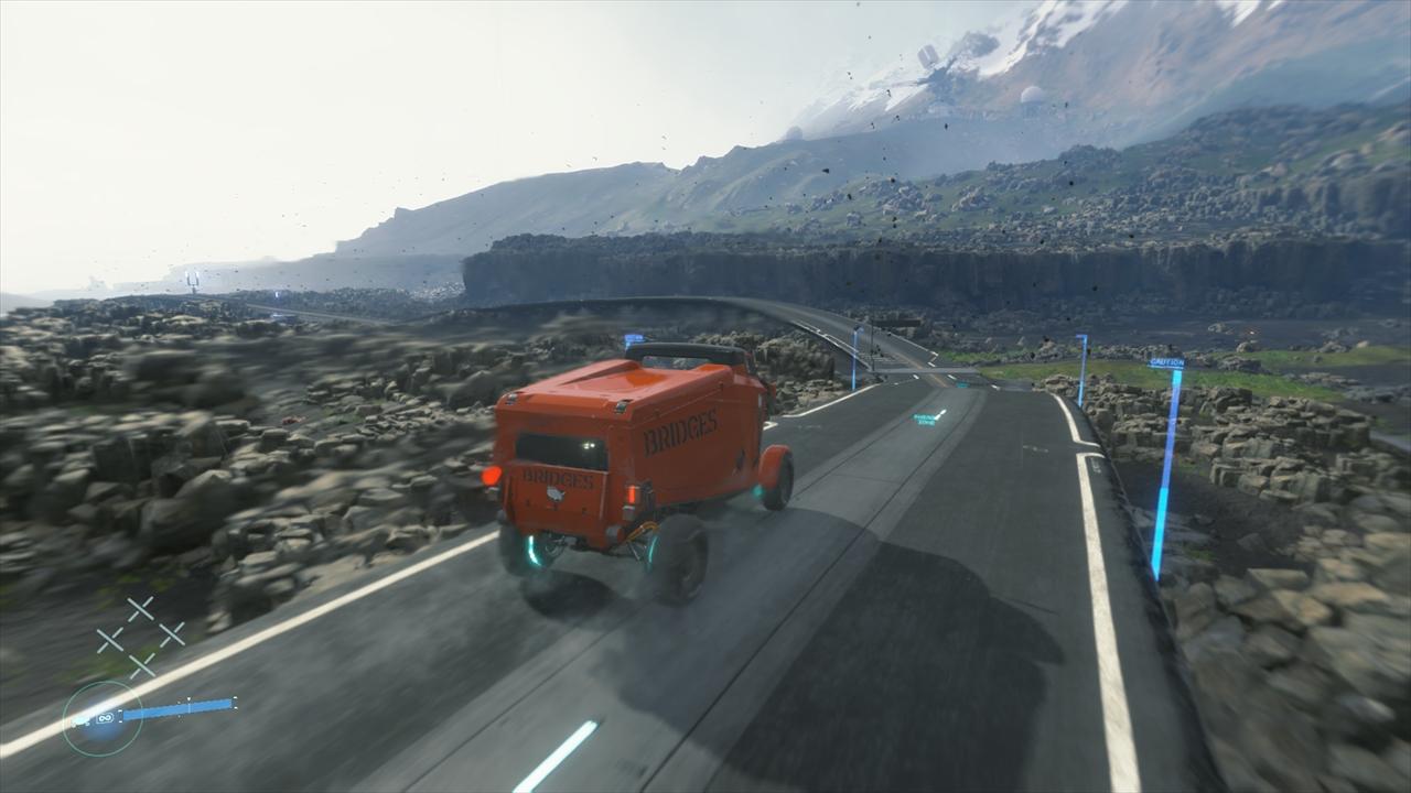 スト トラック デス ランディング