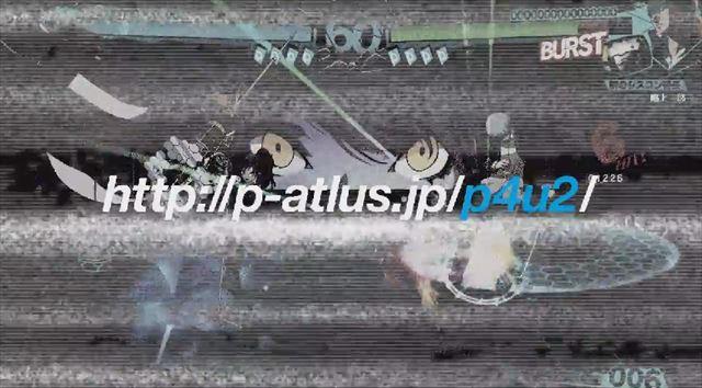 P4U2 シャドウりせのシャドウ暴走