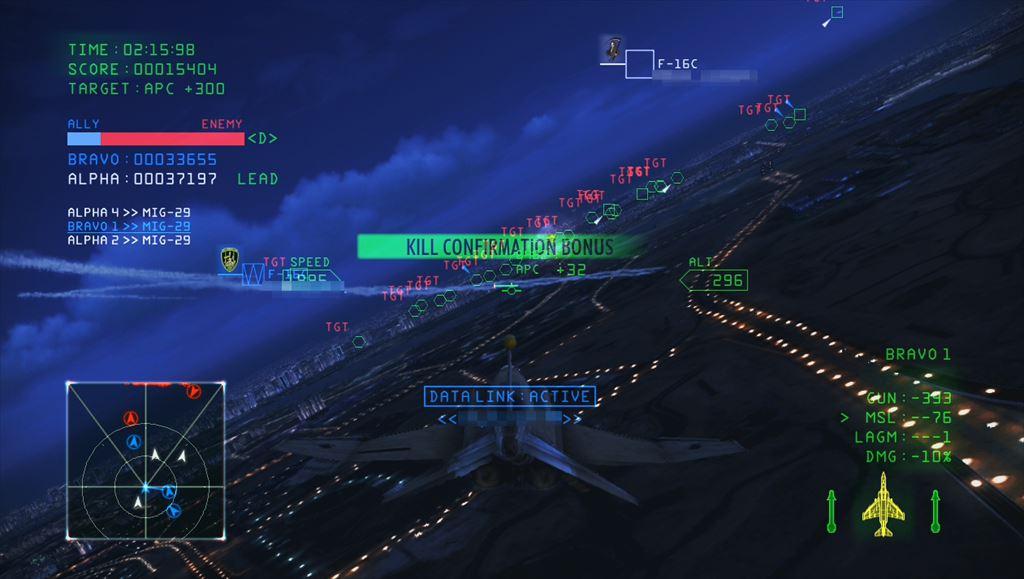 Ace Combat Infinity 対地攻撃こそエースコンバットの華