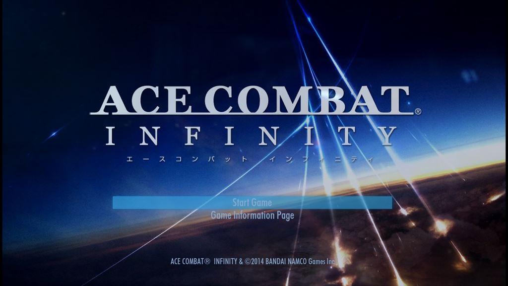 Ace Combat InfinityがPSNで配信開始
