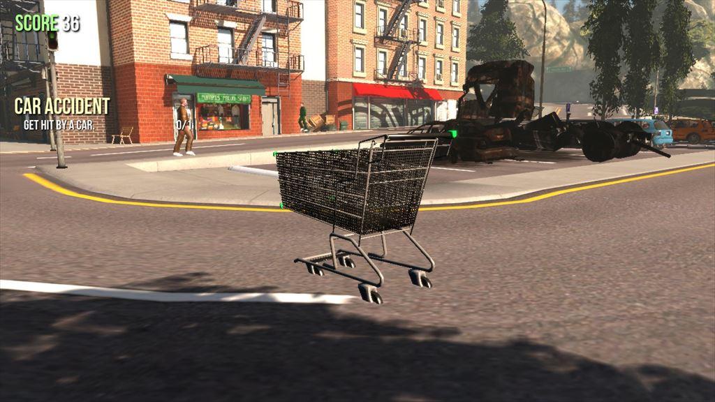 Goat Simulator 1.1 Shopping Goat