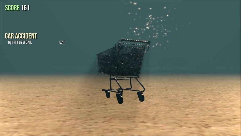 Goat Simulator 1.1 水中を爆走するShopping Goat