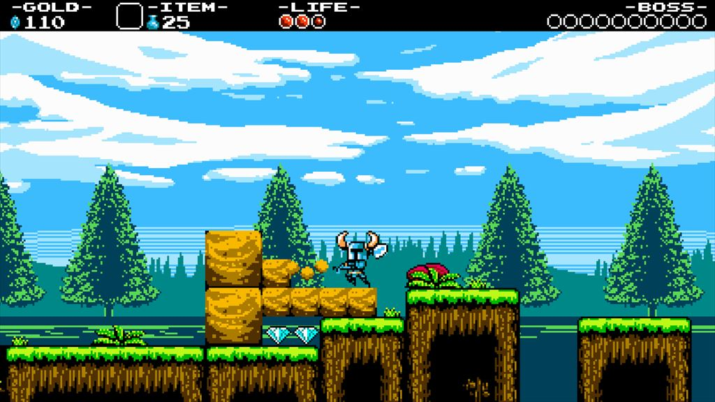 Shovel knight 配信日が決定