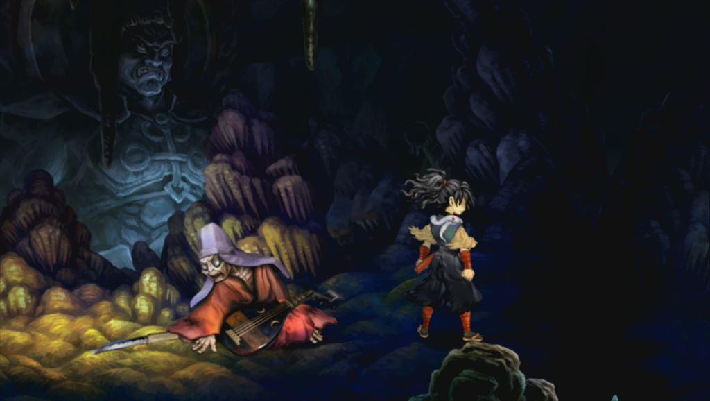 朧村正 DLC第3弾 嵐丸と白蛇にとってはバッドエンドか