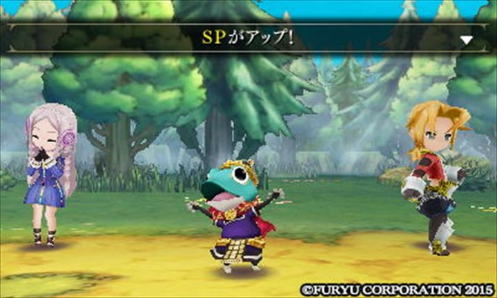 The Legend of Legacy 1stインプレッション