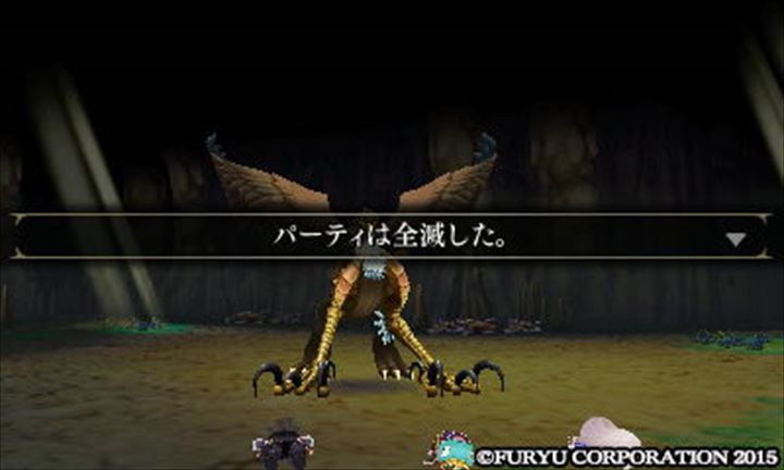 The Legend of Legacy 全滅