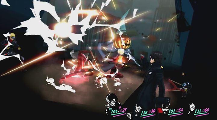 Persona5 敵は悪魔か