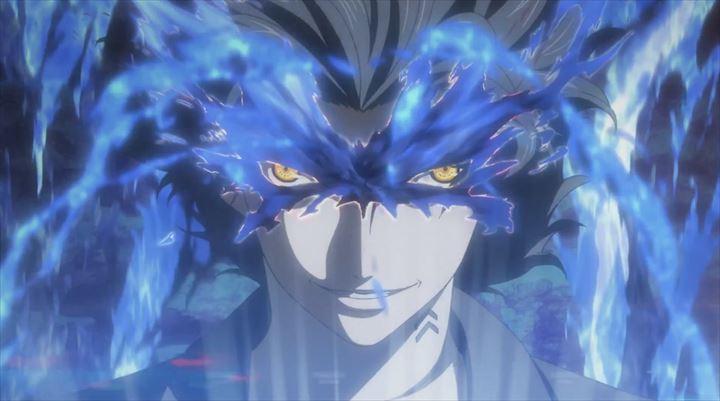 Persona5 燃えて消える主人公
