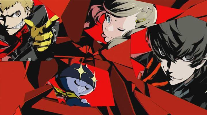 Persona5 総攻撃