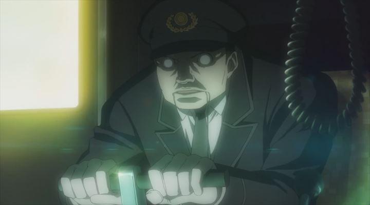 Persona5 電車の事故