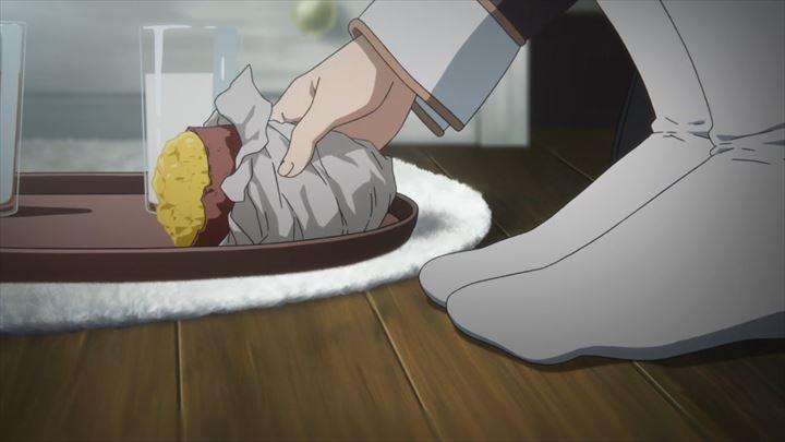響け!ユーフォニアム 焼き芋