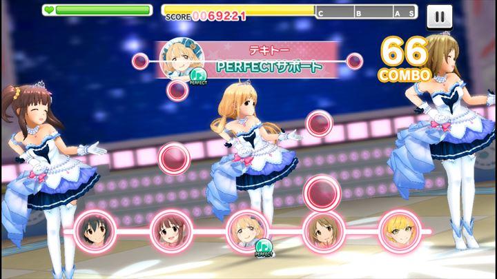 アイドルマスターシンデレラガールズ スターライトステージ Candy Island