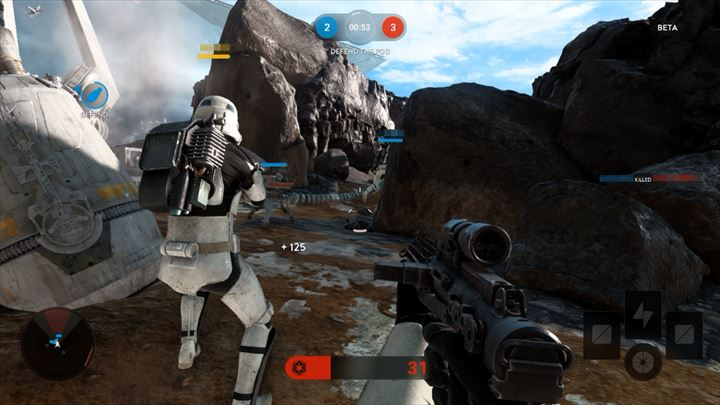 Star Wars バトルフロント ドロップゾーン