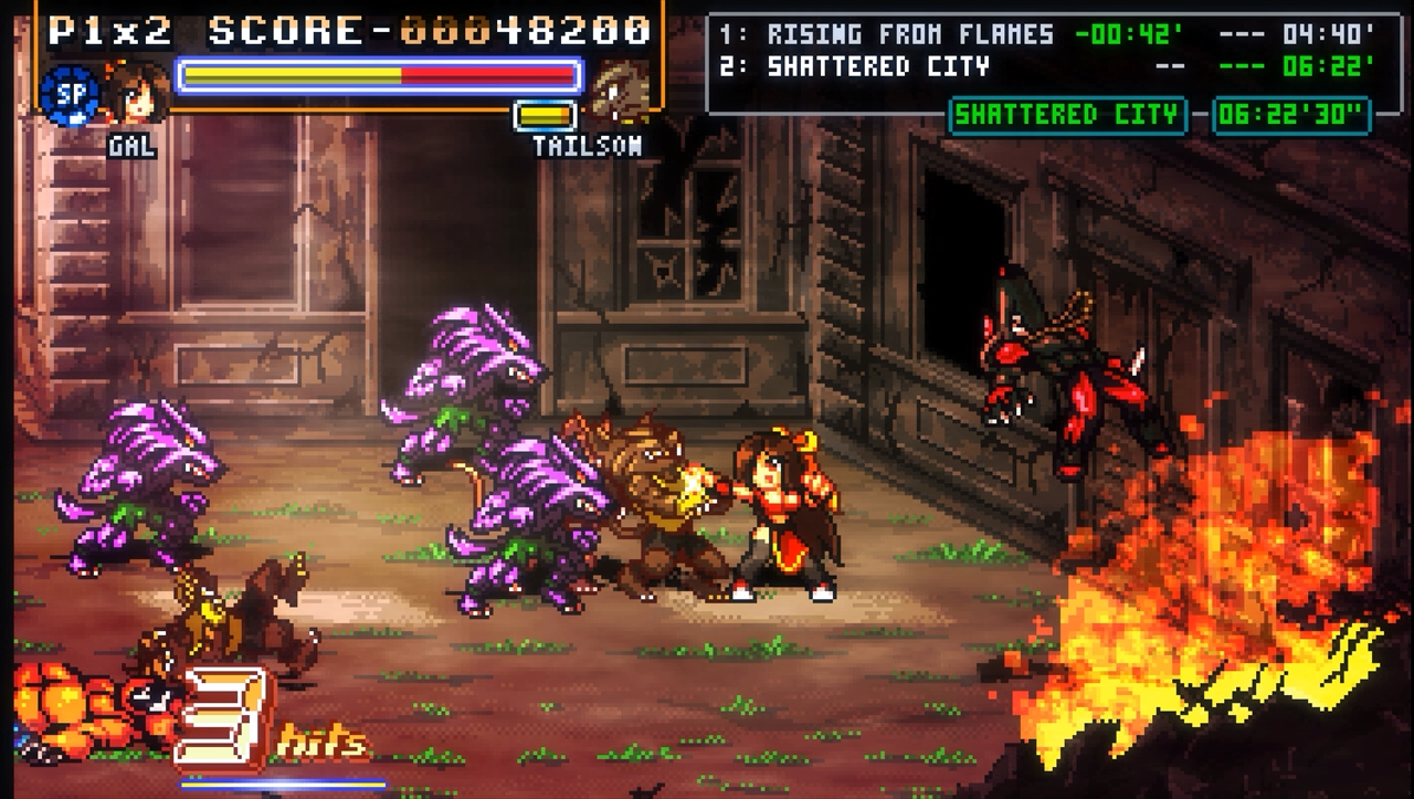 Fight'N Rage 週刊ゲーム日記